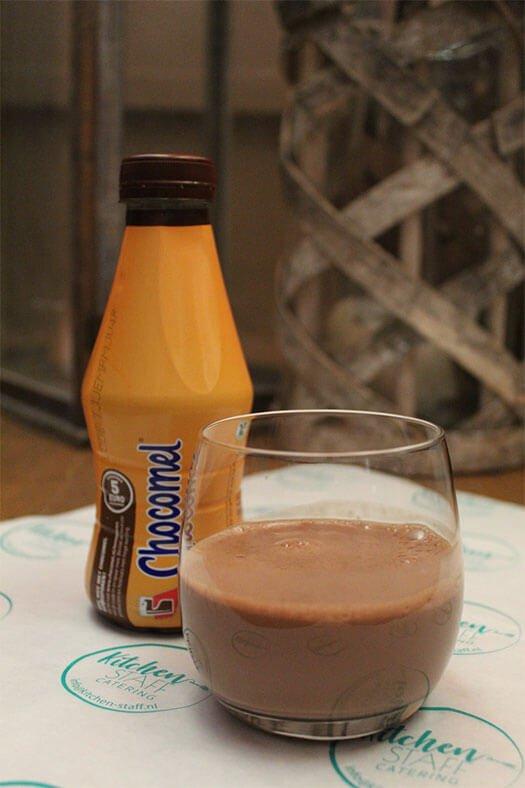 flesje chocomel