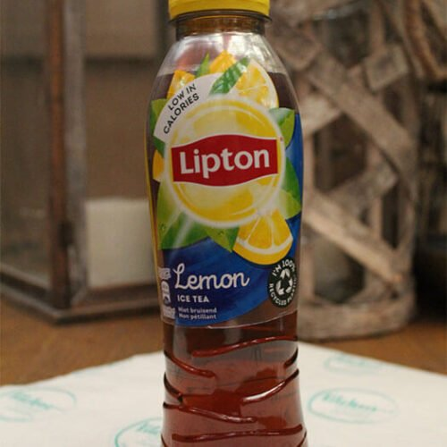 flesje lipton ice tea lemon