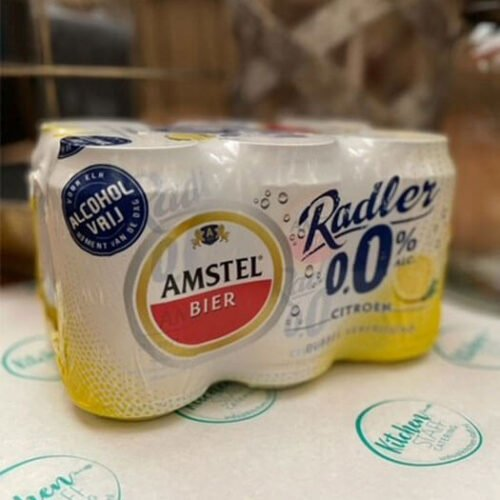 Radler 0.0 six-pack
