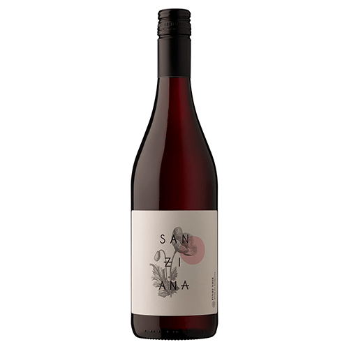 Rode wijn - Sanziana - Pinot Noir