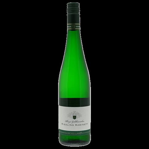 Zoete witte wijn - Ellenzer Goldbäumchen – Riesling Kabinett